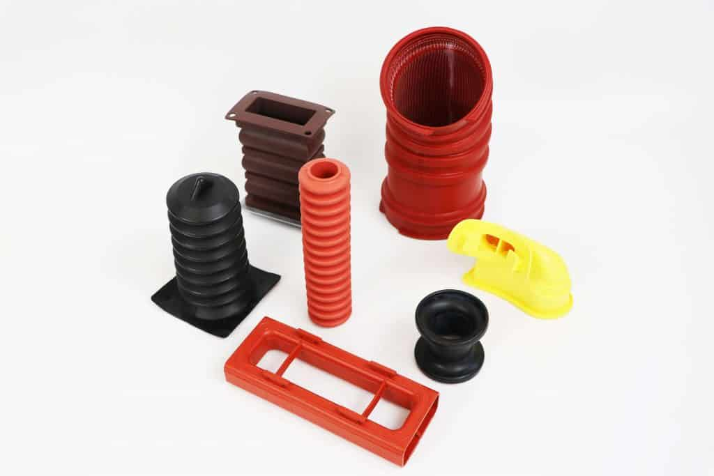 Various Molded Products